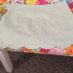 Lilly Pulitzer skirt/skort